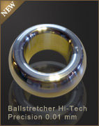 Ballstretcher Hi-Tech, super confort